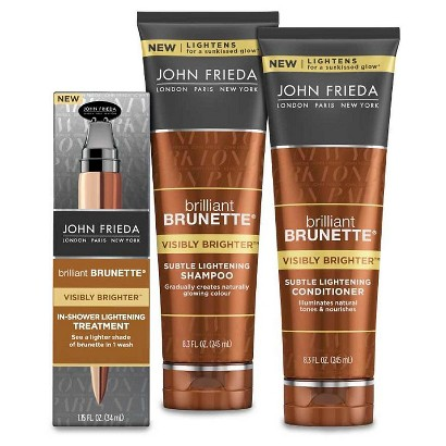 John Frieda Brilliant Brunette Review 87