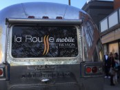 Photo du beauty truck de la rousse mobile
