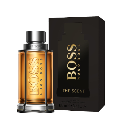 Hugo Boss The Scent Eau de Toilette + Box