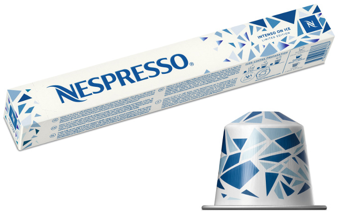 Intenso on Ice - Sleeve