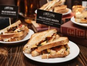 Le Gros Luxe - Grill Cheese Week